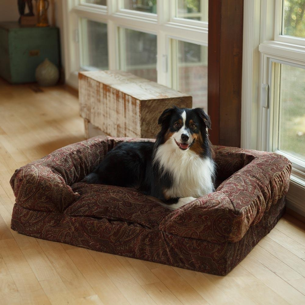 The Show Dog Collection | Luxury Dog Bedssnoozer Inside Snoozer Luxury Dog Sofas (View 20 of 20)