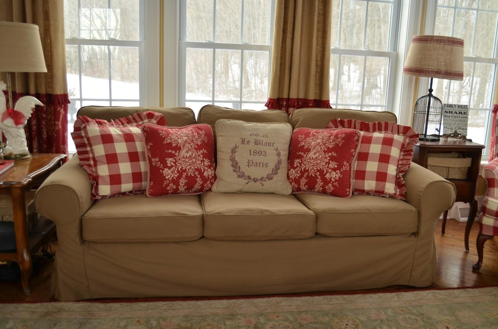 The Thrifty Gypsy: Slipcover Secret Throughout Arhaus Slipcovers (Image 19 of 20)