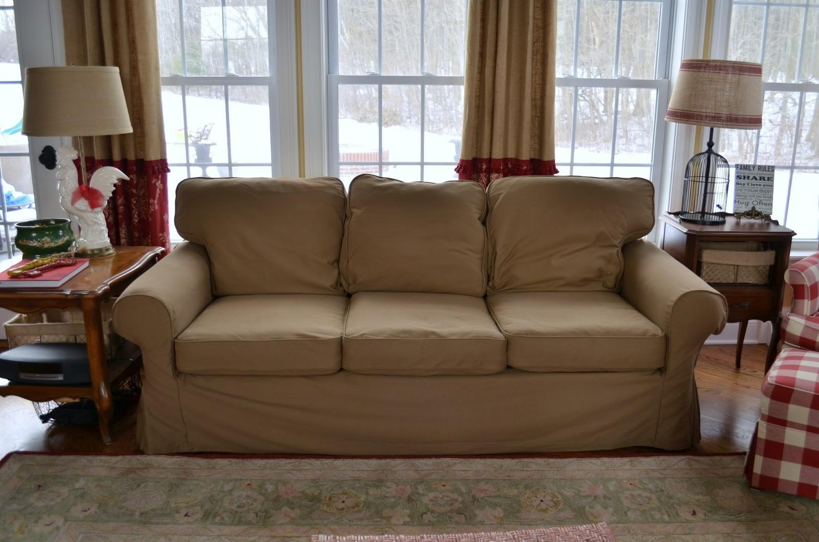 The Thrifty Gypsy: Slipcover Secret Within Arhaus Slipcovers (Photo 5 of 20)