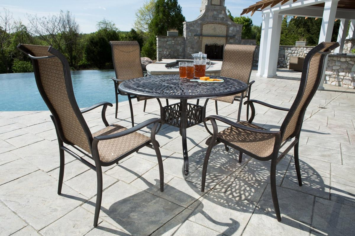 The Top 10 Outdoor Patio Furniture Brands Intended For Outdoor Sofas And Chairs (Image 20 of 20)