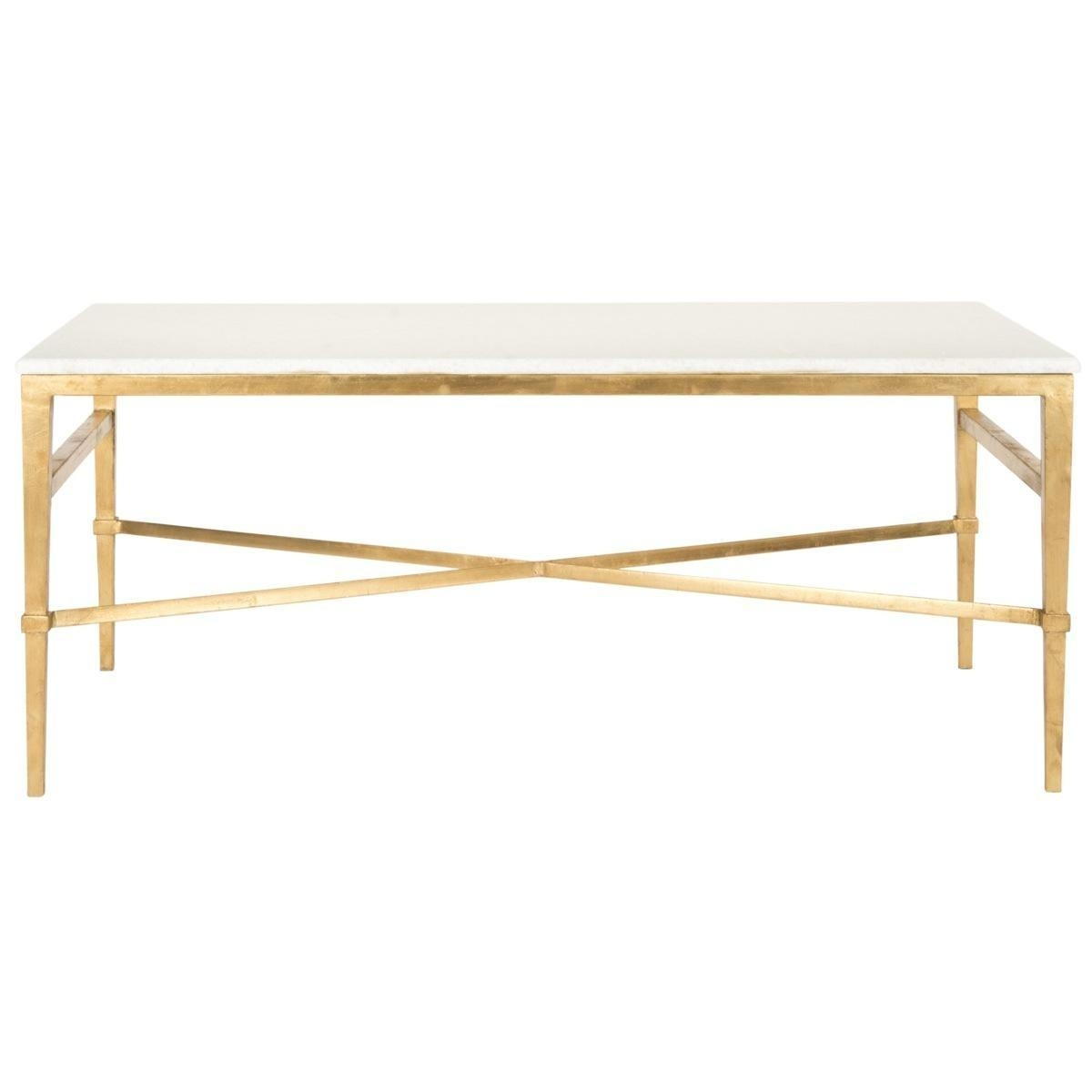 The Well Appointed House – Luxuries For The Home – The Well For Gold Sofa Tables (View 12 of 20)