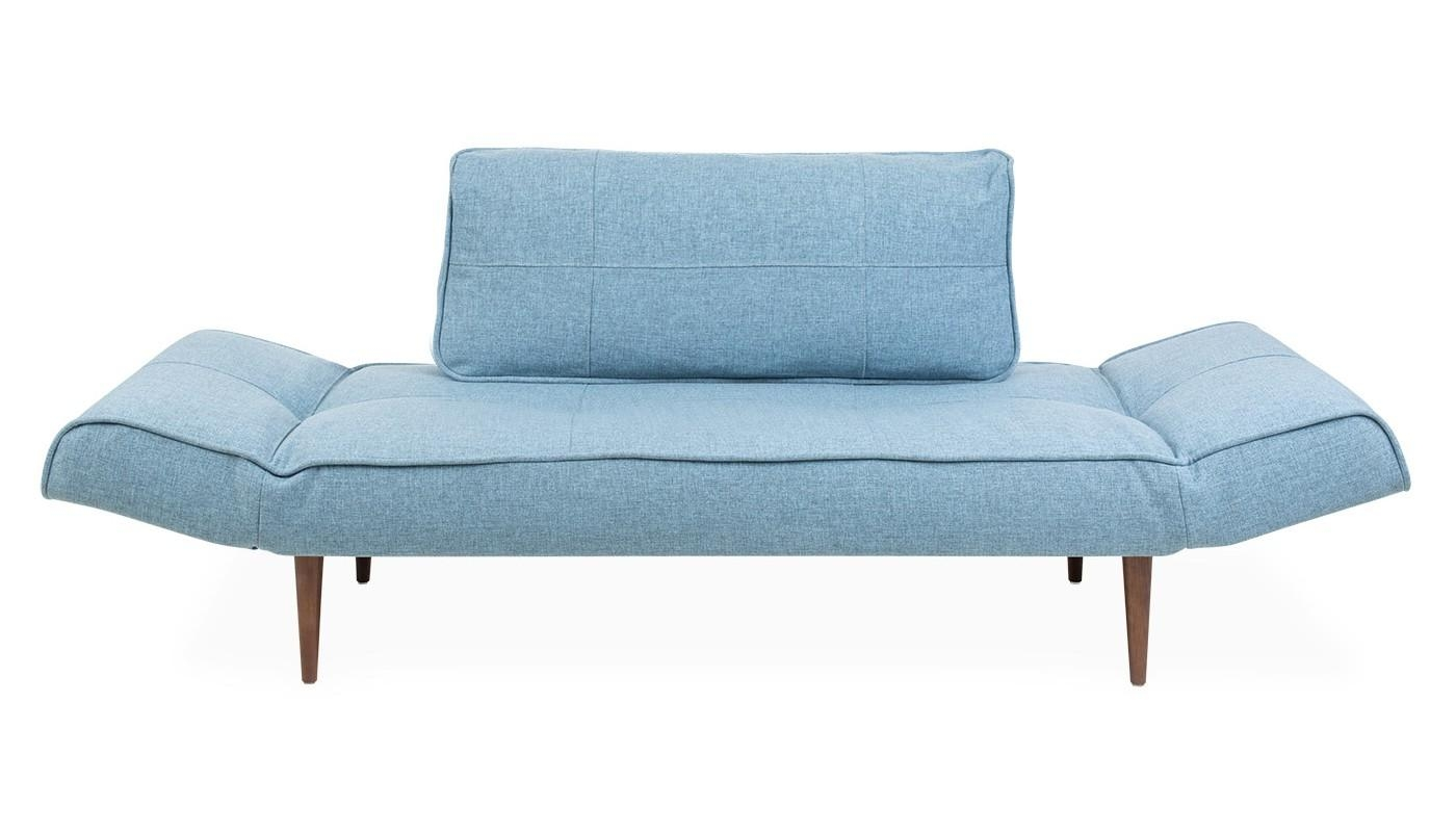 Tilt Sofa Bed Light Blue Inside Sky Blue Sofas (Image 19 of 20)