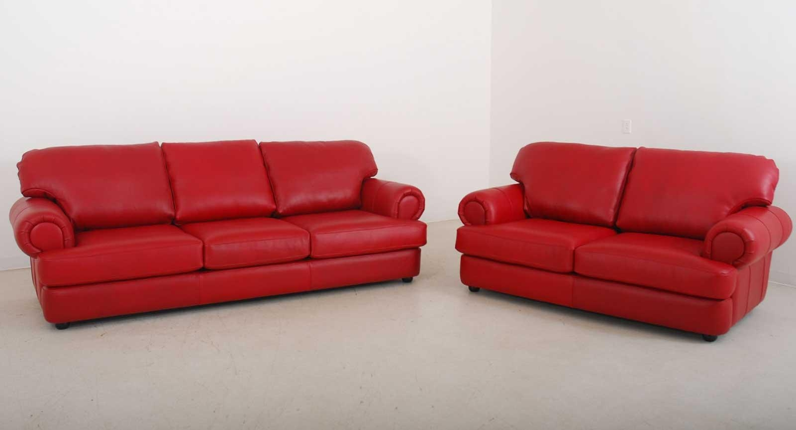 Titan Sofa ‹‹ The Leather Sofa Company For Chaise Sofas (View 9 of 20)