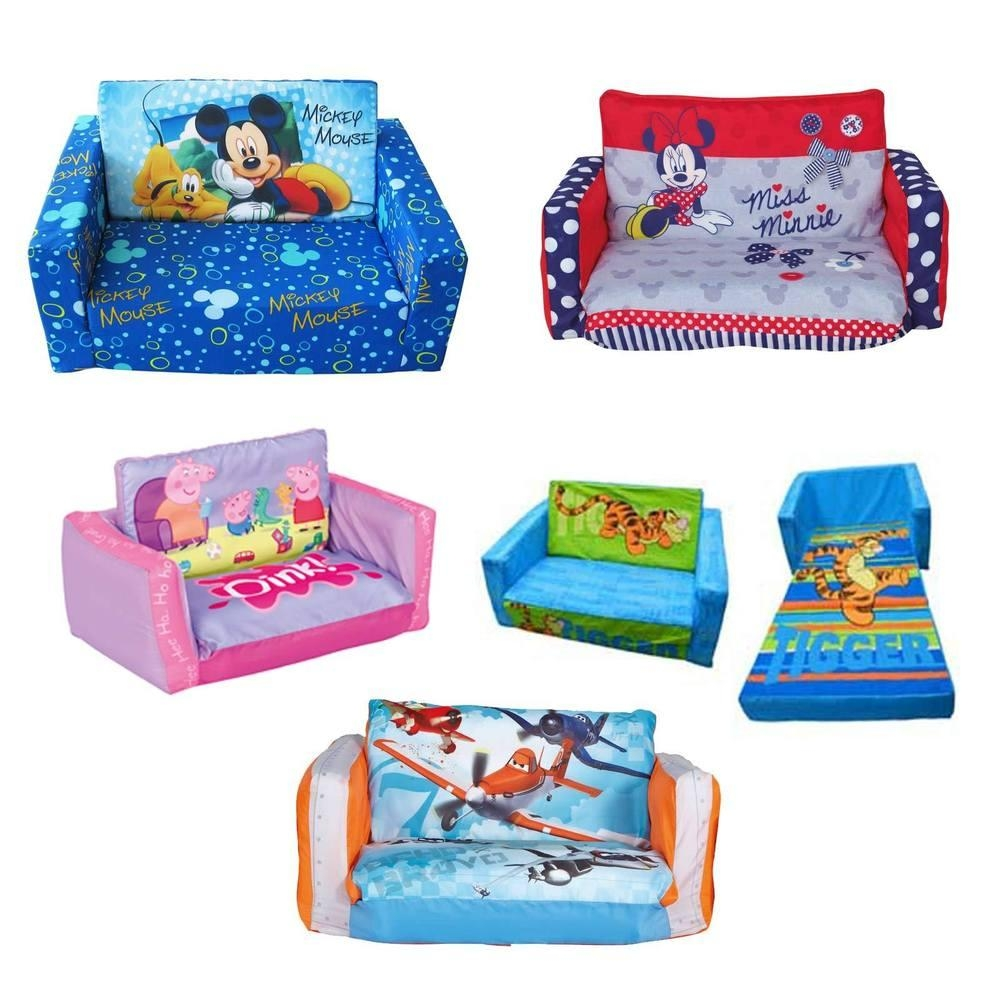 Toddler Fold Out Sofa | Design Your Life Intended For Mickey Fold Out Couches (View 4 of 20)