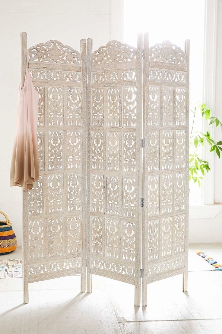 Top 25+ Best Folding Screens Ideas On Pinterest | Folding Screen Throughout Room Dividers & Decorative Screens Ideas (View 9 of 12)