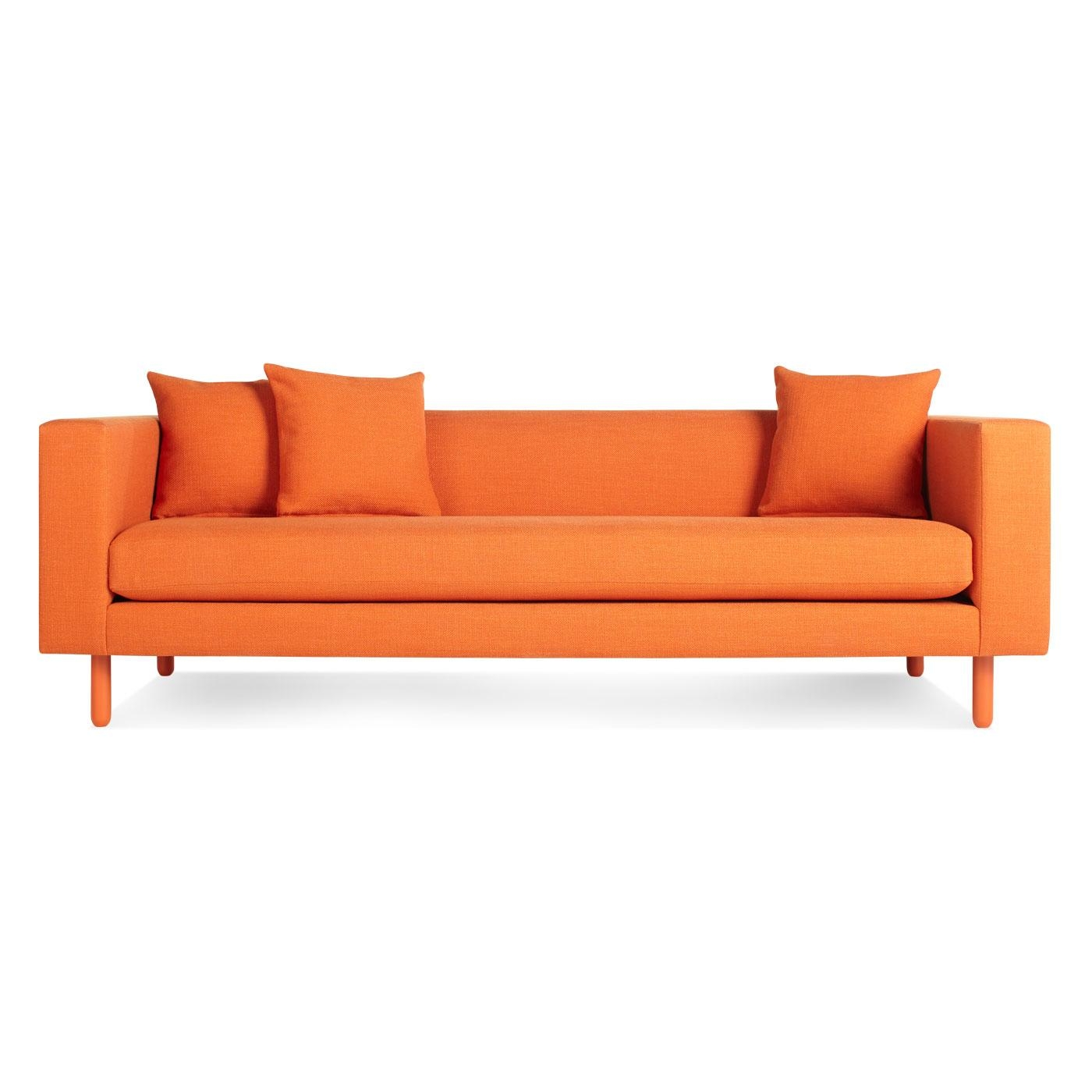 Featured Image of Orange Modern Sofas