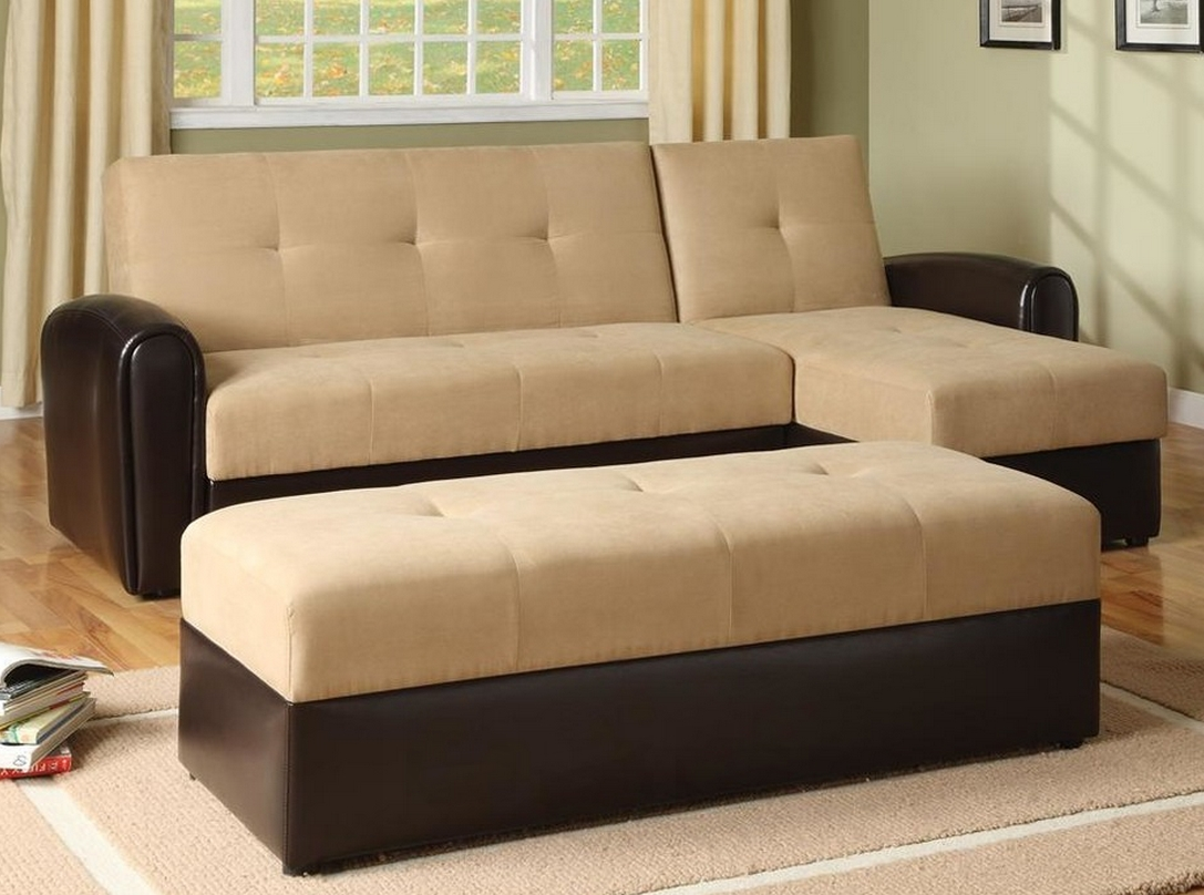 Top 7 Simple Sleeper Sofas Under $1000 – Cute Furniture With Sectional Sofa Bed With Storage (Image 20 of 20)