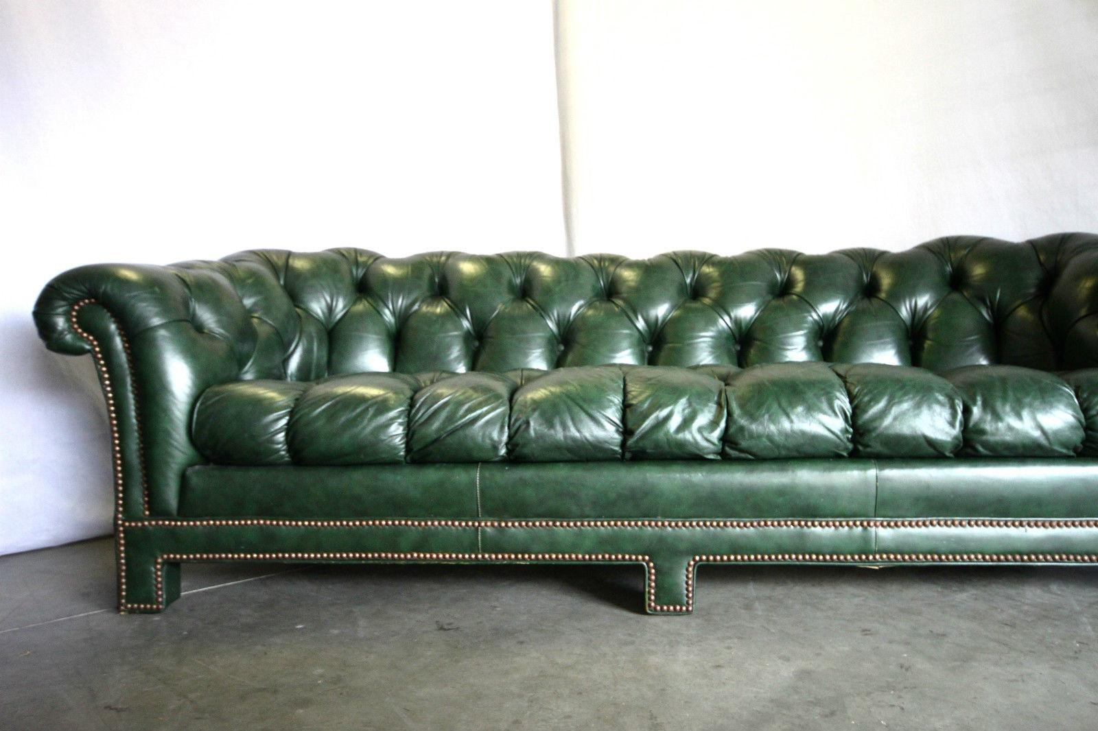 Top Green Leather Sofas With Leather Sofas Green Inspiring Green Pertaining To Green Leather Sectional Sofas (Image 20 of 20)