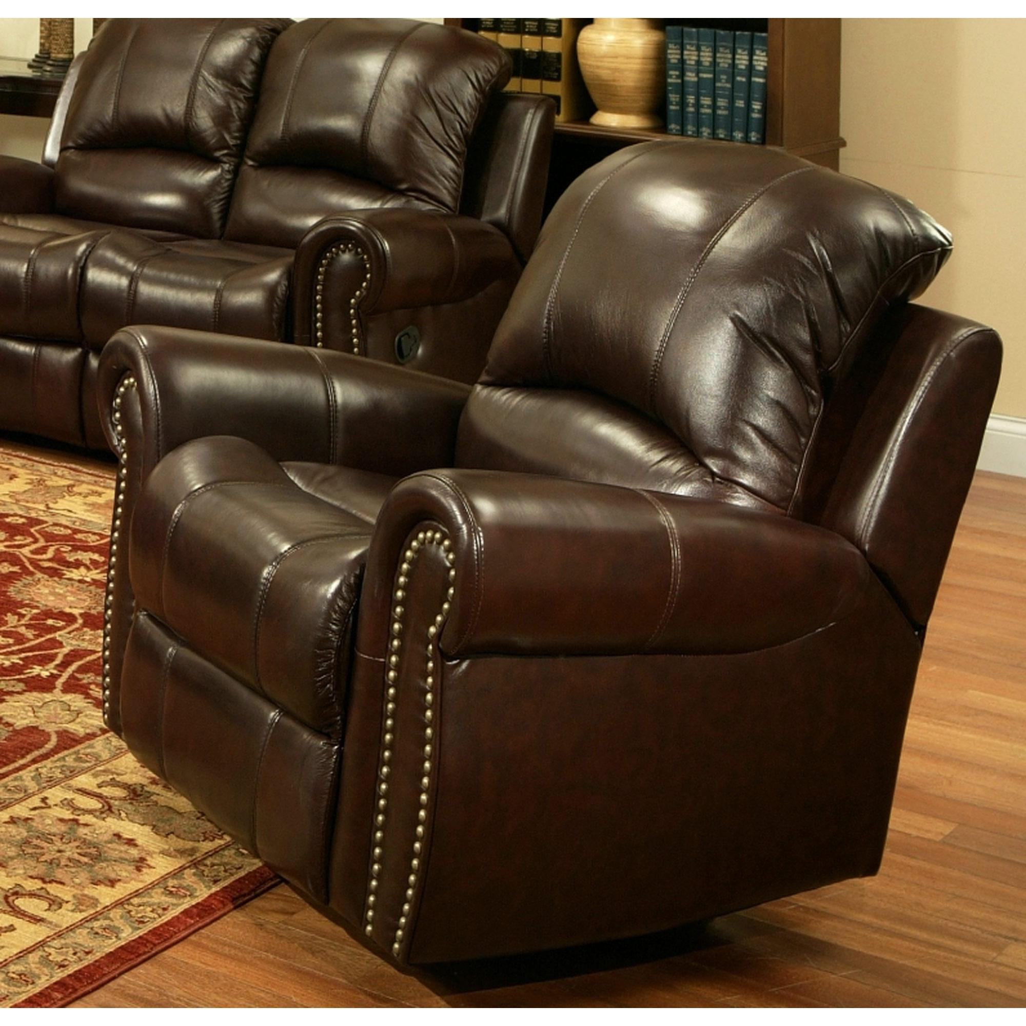 Top Rated Recliners | Homesfeed Within Abbyson Recliners (View 9 of 20)
