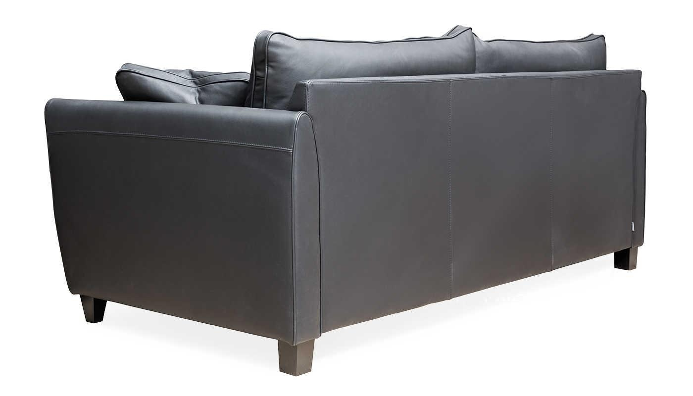 Torino 4 Seater Leather Sofa With 4 Seat Leather Sofas (Image 19 of 20)
