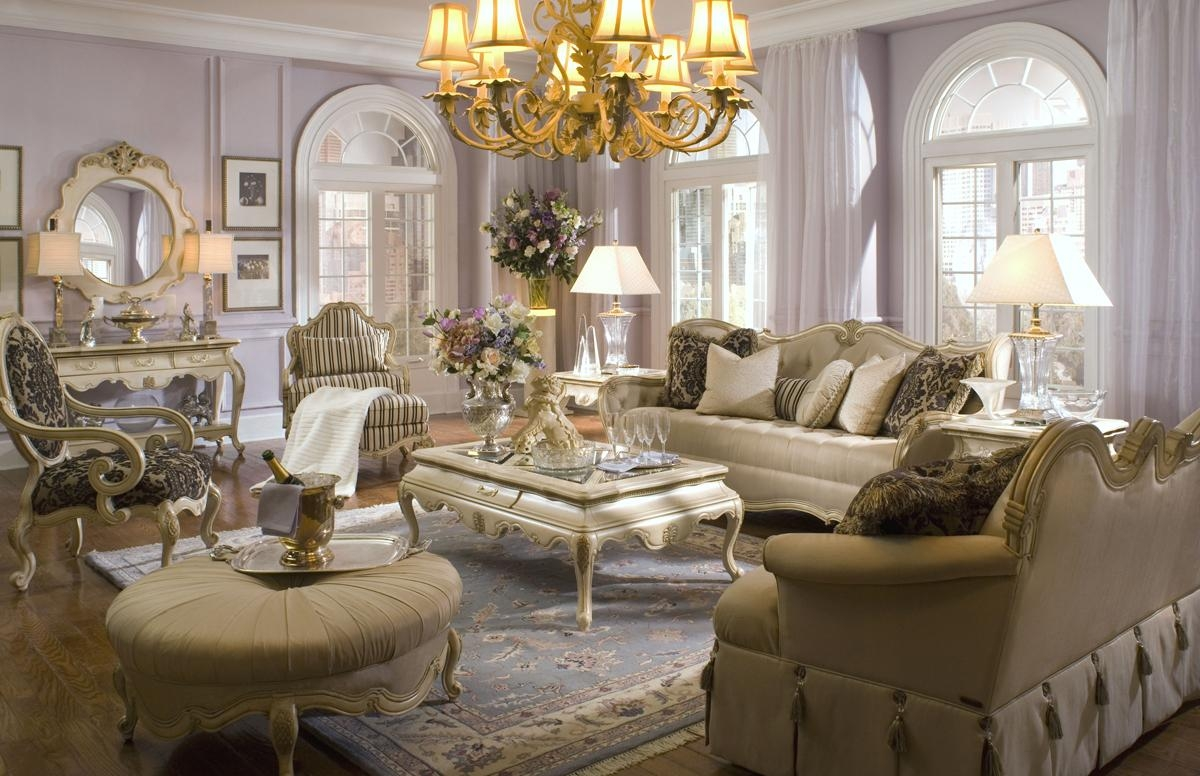 Traditional Sofas, Loveseats, Chairs, Sets & Sectionals Throughout Traditional Sofas And Chairs (View 11 of 20)