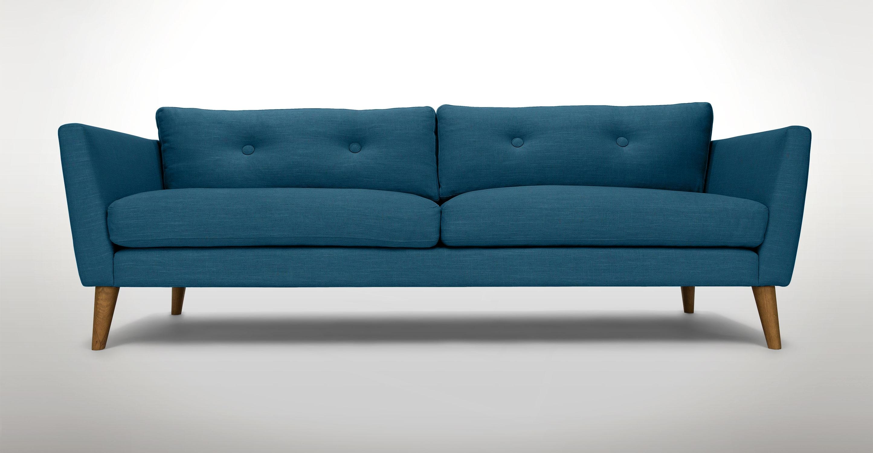 Trend Blue Sofas 77 About Remodel Contemporary Sofa Inspiration For Sofa Trend (View 16 of 20)