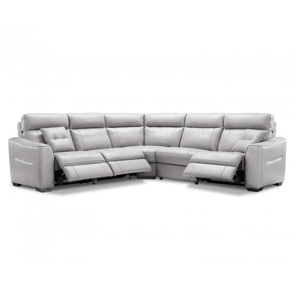 Trevor Reclining Sectional Sofa, Creative Furniture – Modern Manhattan Pertaining To Modern Reclining Sectional (Image 19 of 20)