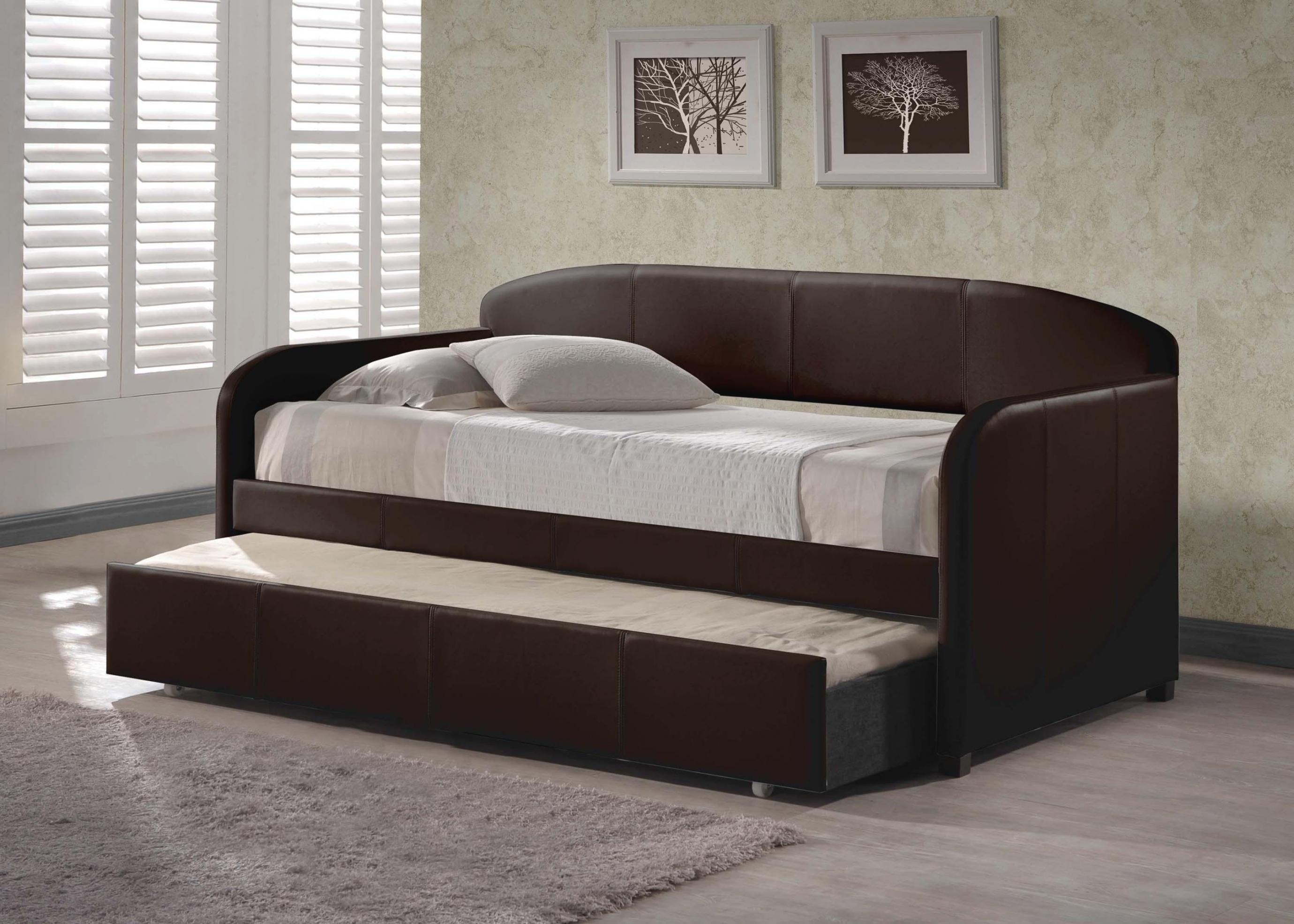 Trundle Sofa Sleeper – Millie Hurst Design Ideas Intended For Sofa Beds With Trundle (Image 20 of 20)