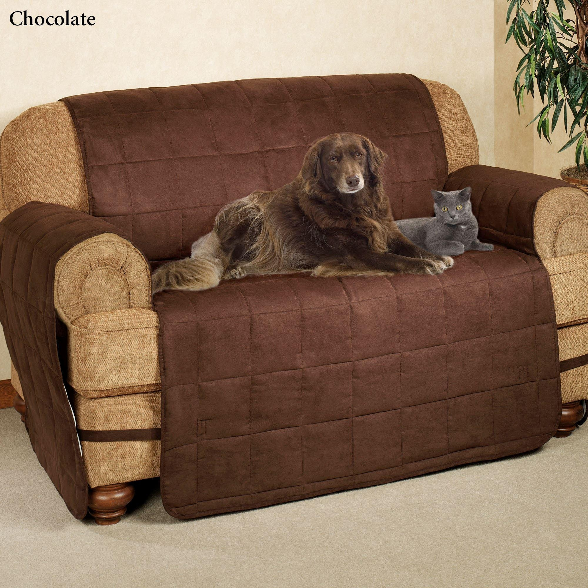 Ultimate Pet Furniture Protectors With Straps within Sofas For Dogs