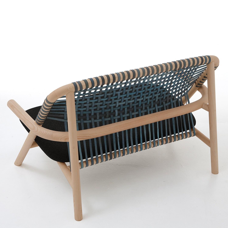 Unam 05 Cvery Wood Design Sebastian Herkner Intended For Very Small Sofas (Image 18 of 20)