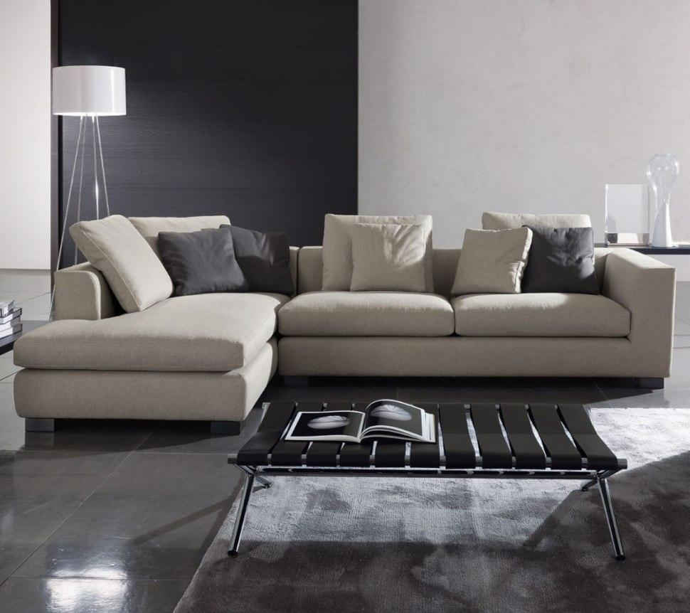 Unique Sectional Sofas | Homesfeed Within Floor Lamp For Sectional Couch (Image 15 of 15)