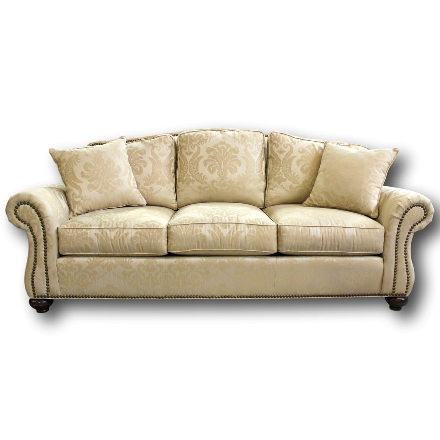 Upholstered Loveseats & Leather Sofas | Portland Or with regard to Alan White Loveseats