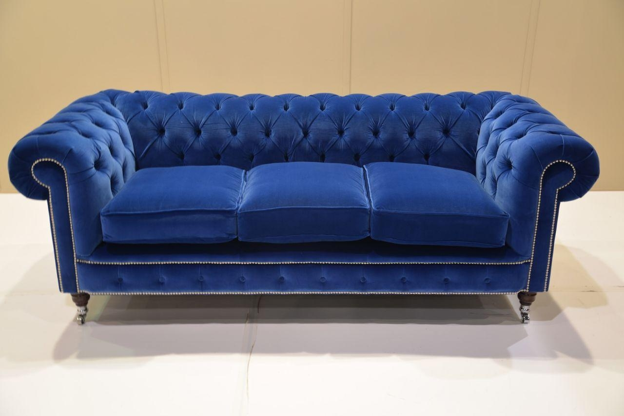 Velvet Chesterfield Sofa Australia | Tehranmix Decoration intended for Small Chesterfield Sofas