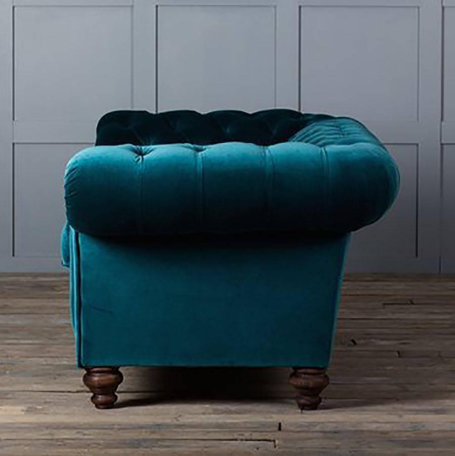 Velvet Chesterfield Sofa Bed – Love Grows Design For Purple Chesterfield Sofas (Image 18 of 20)