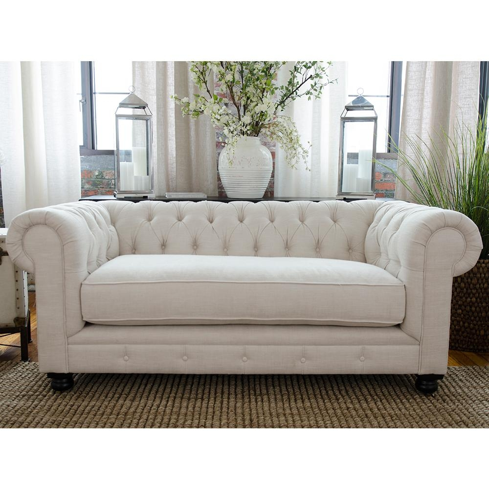Velvet Chesterfield Sofa Living Room - Carameloffers within Purple Chesterfield Sofas