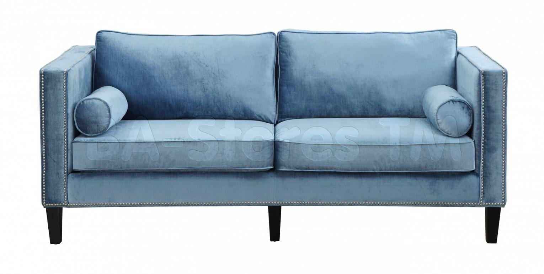 Velvet Sofa Bed – Gallery Image Seniorhomes Inside Chintz Sofa Beds (Image 17 of 20)