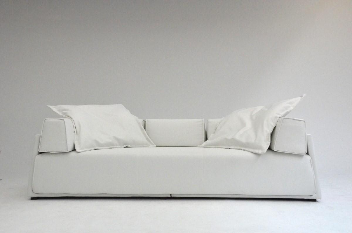 Versus Chloe – Modern Fabric Sectional Sofa – Living Room – Versus With White Modern Sofas (Image 16 of 20)