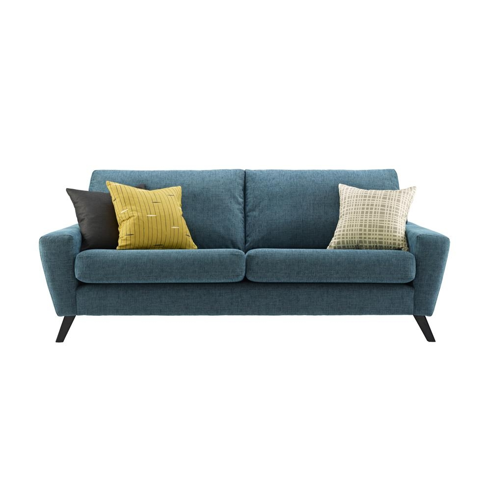 Vintage G Plan Sofa – Leather Sectional Sofa In Retro Sofas And Chairs (Image 20 of 20)