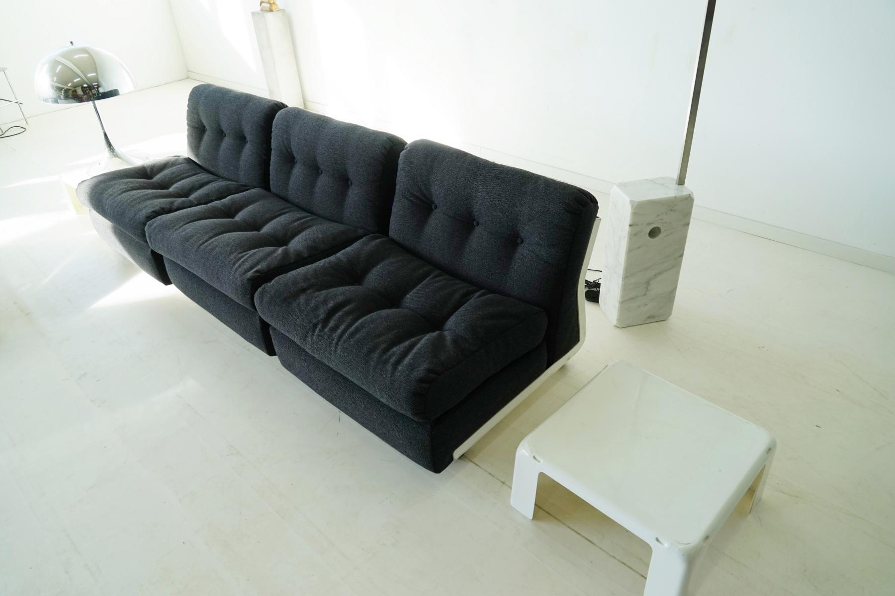 Vintage Modular Amanta Lounge Chair Sofamario Bellini For C&b Pertaining To Bellini Couches (Image 20 of 20)
