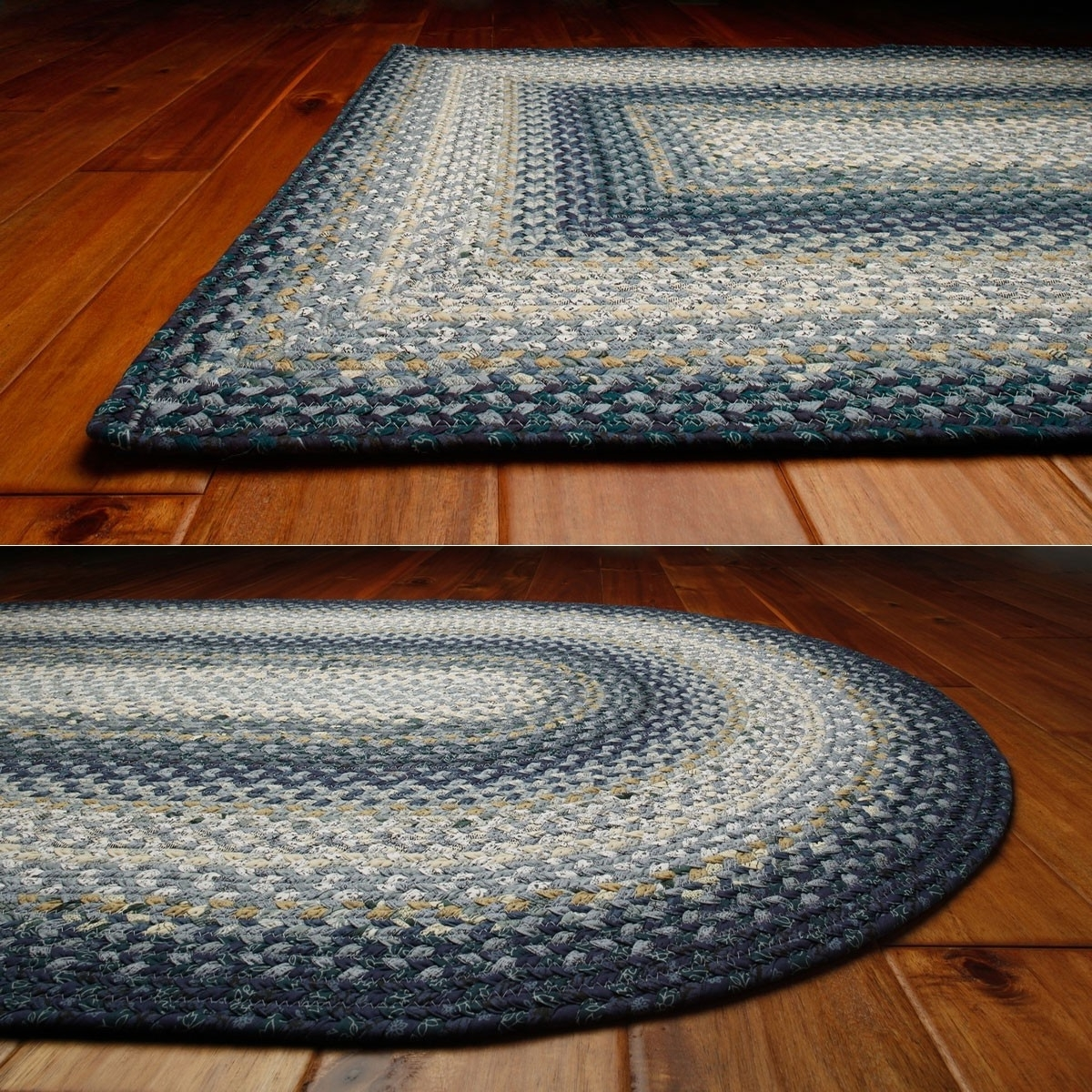 Wedgewood Cotton Braided Rugs Throughout Braided Rugs (Image 9 of 10)