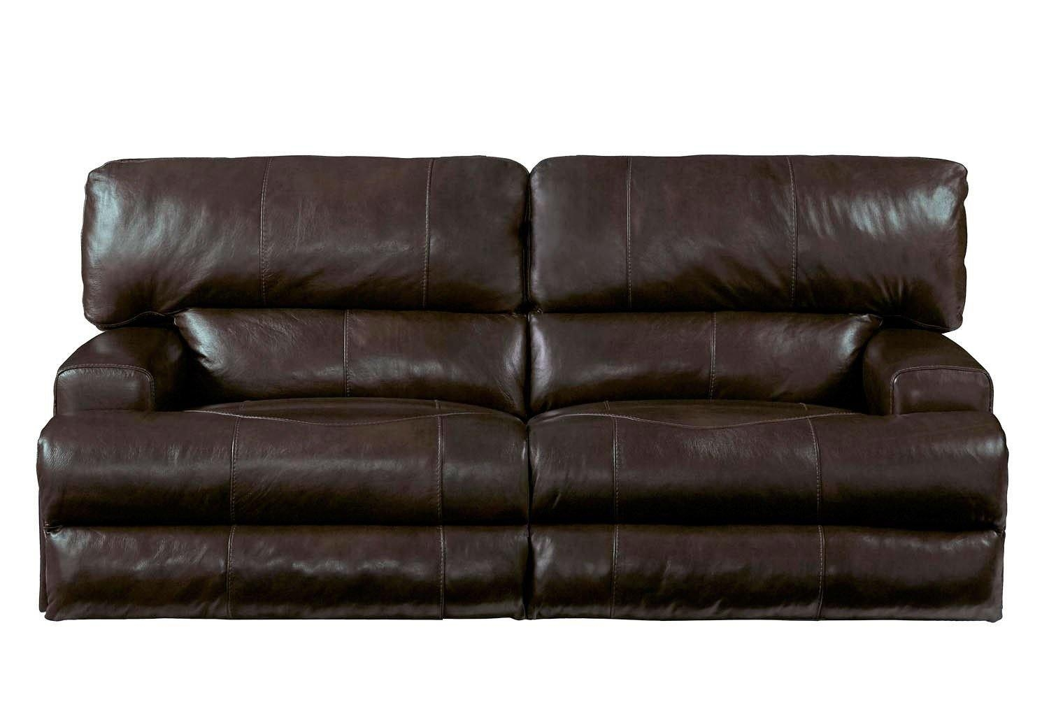 Wembley Lay Flat Reclining Living Room Set (Chocolate) Catnapper Throughout Catnapper Reclining Sofas (Image 20 of 20)