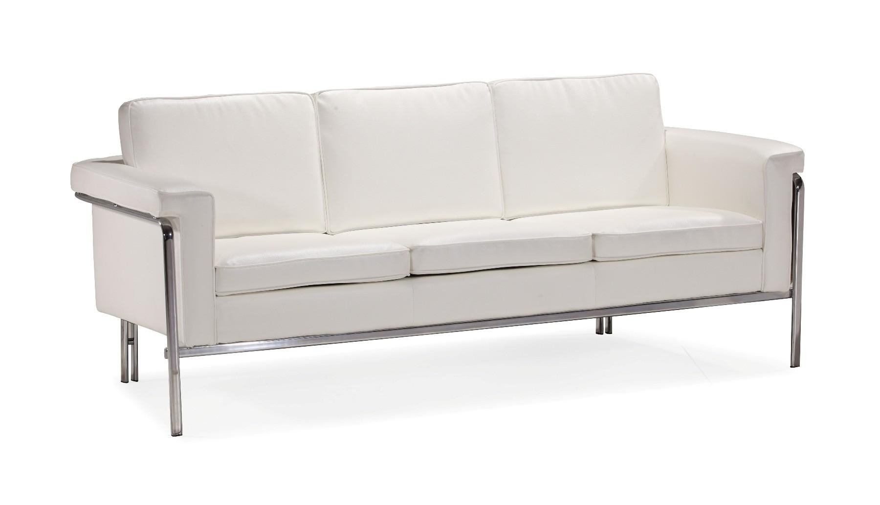 Featured Image of Sofas With Chrome Legs