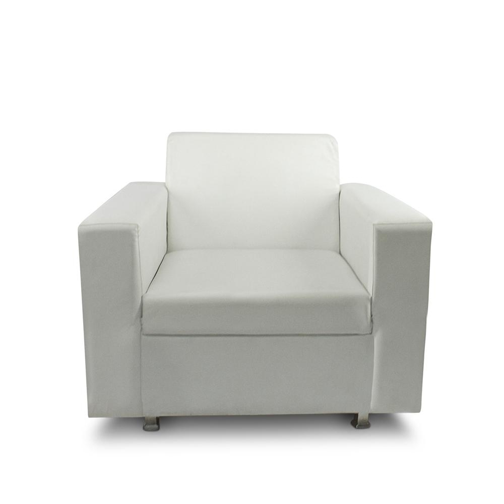 White Sofa Chair | Modern Chair Design Ideas 2017 In White Sofa Chairs (View 8 of 20)