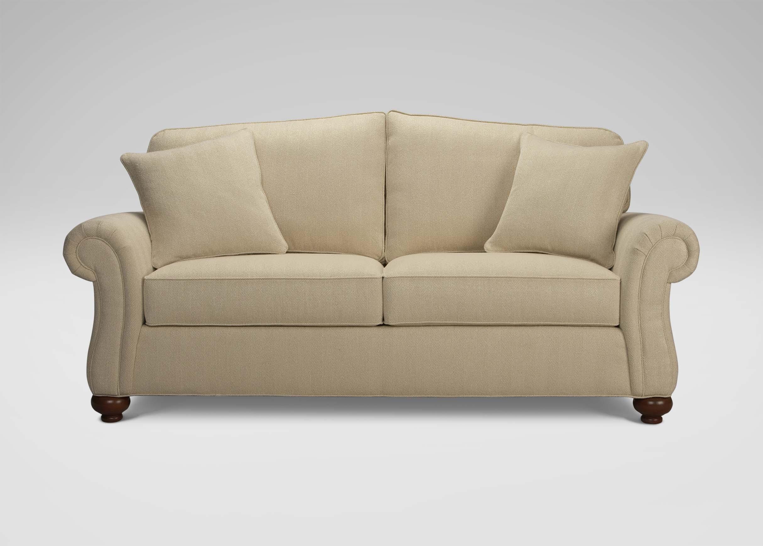 Whitney Sofa   Sofas & Loveseats Inside Ethan Allen Whitney Sofas (Image 19 of 20)