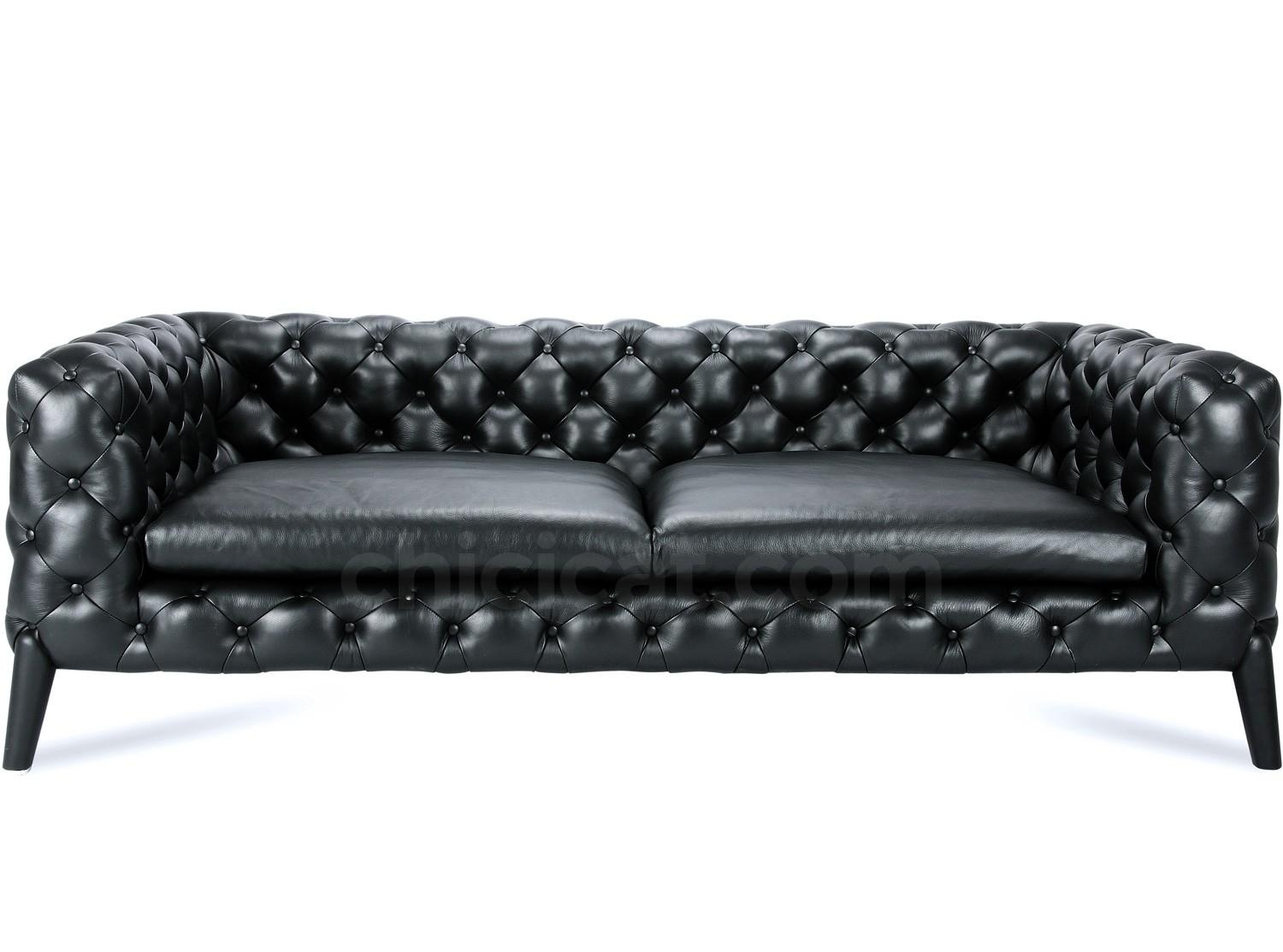 Windsor Chesterfield Sofa Replica With Regard To Windsor Sofas (Image 11 of 20)