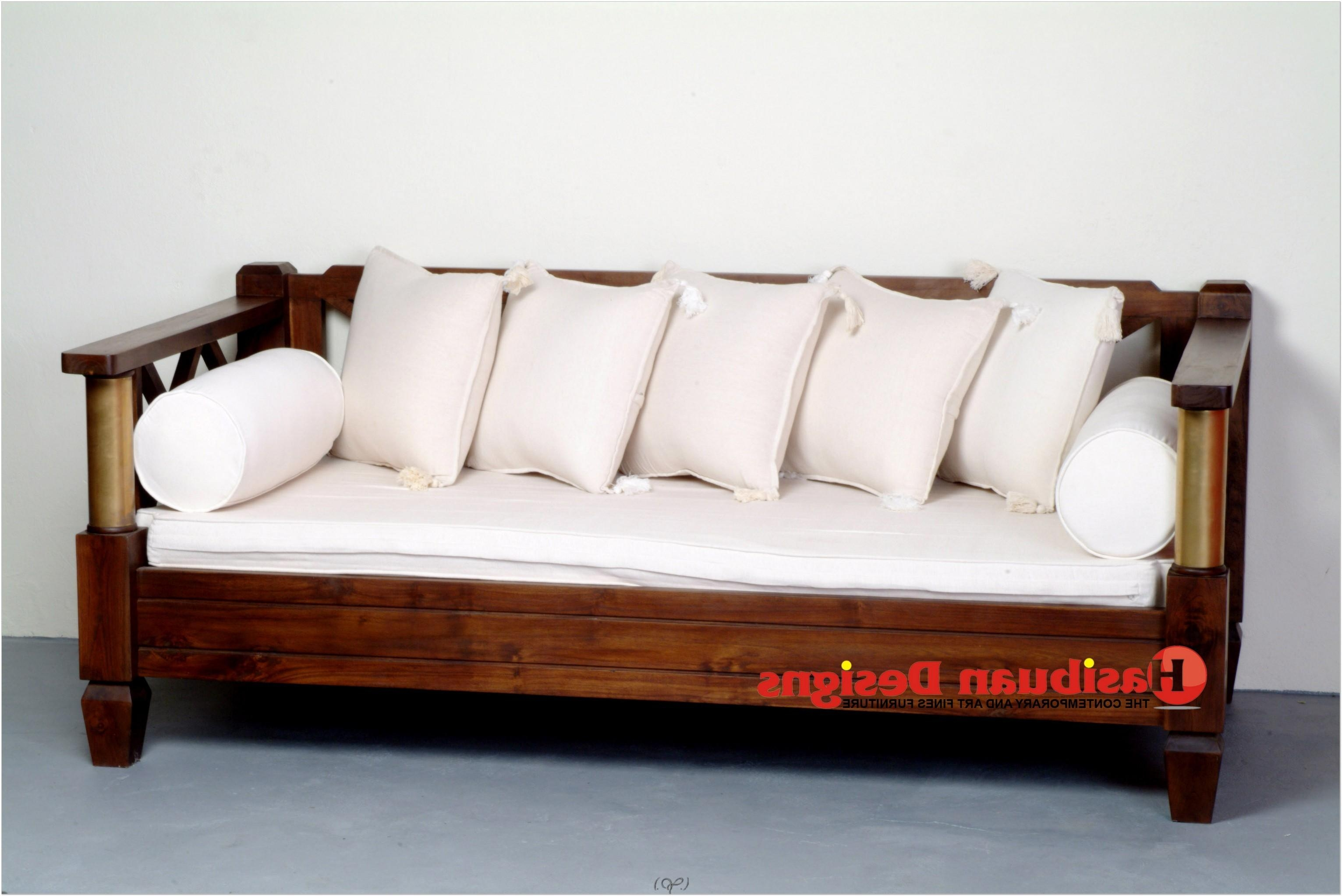 Wooden Bench Sofa – Destroybmx With Regard To Bedroom Bench Sofas (Image 20 of 20)