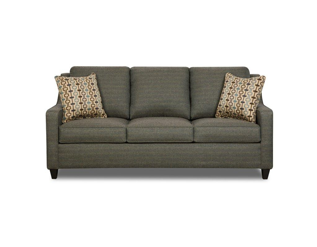 Simmons Hide A Bed Sofa Vintage