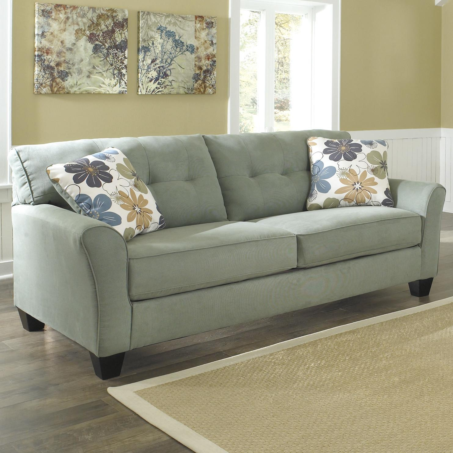 Your Guide To Space Saver Sofas For Tiny Spaces Within Small Scale Sofas (View 3 of 20)