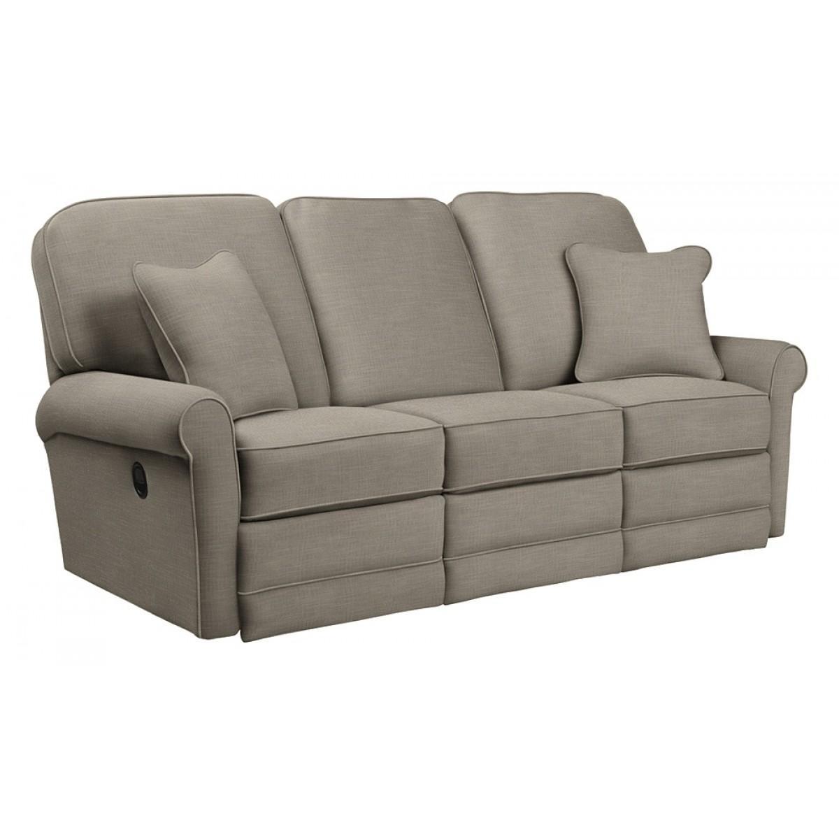 Z Boy Addison La Z Time® Full Reclining Sofa For Lazy Boy Sofas (View 14 of 20)