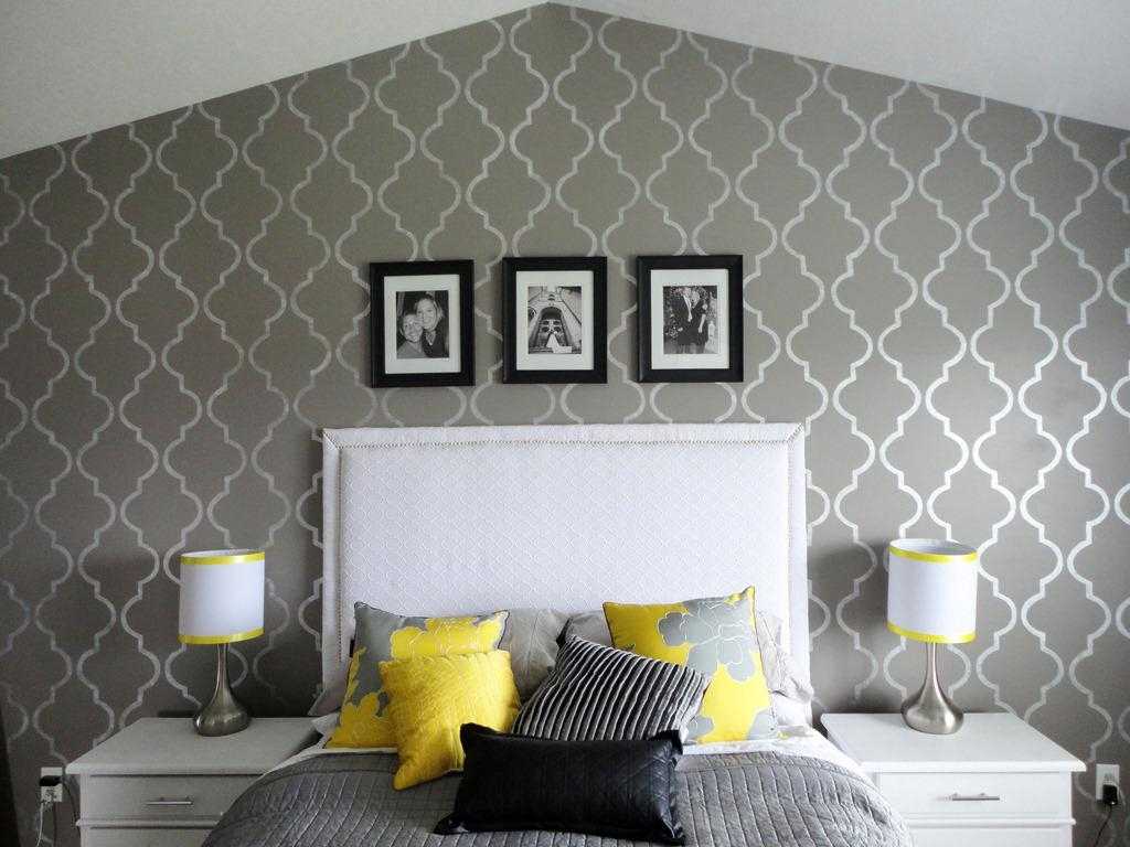 100+ Attractive Design Stencils For Walls For Space Stencils For Walls (Image 1 of 20)