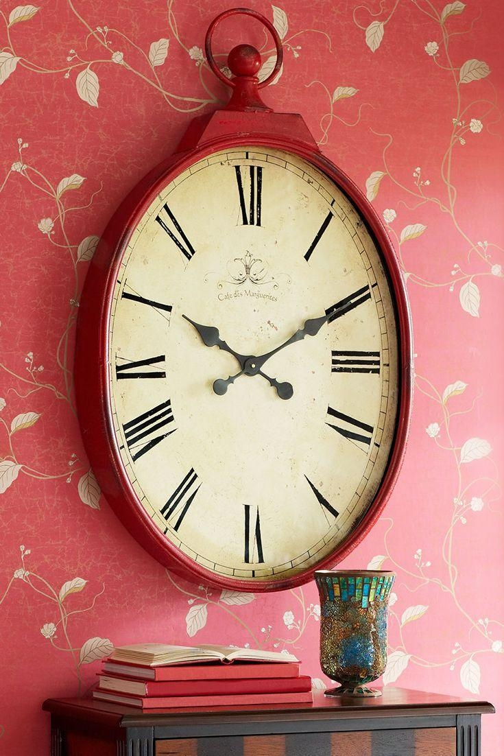 1002 Best Keeping Time 2 Images On Pinterest | Antique Clocks With Italian Ceramic Wall Clock Decors (Image 1 of 20)