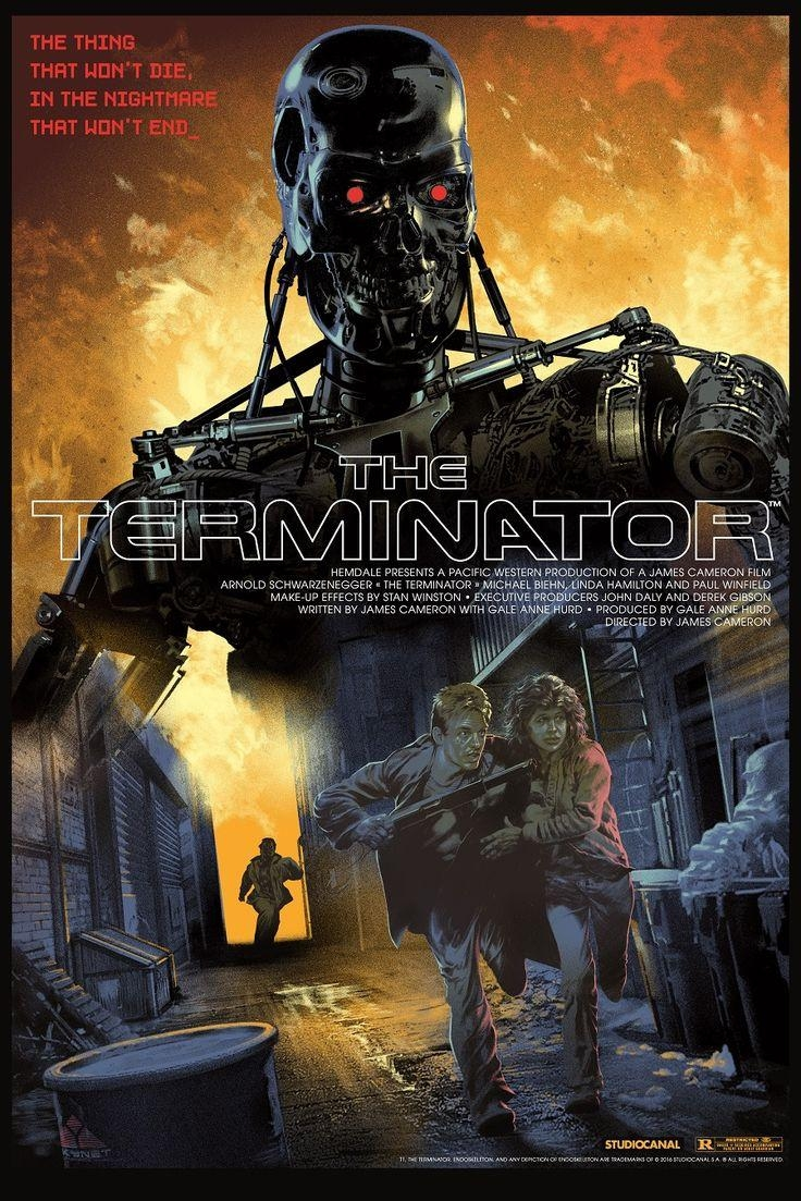108 Best Terminator Images On Pinterest | Terminator 1984 With Regard To Art Prints To Hang On Your Wall (Image 2 of 20)