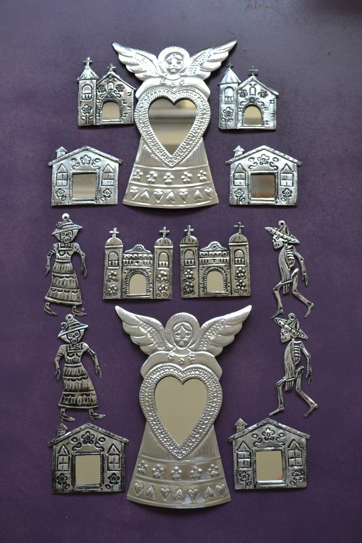 110 Best Mexican Art - Hearts & Nicho's Images On Pinterest in Mexican Metal Art