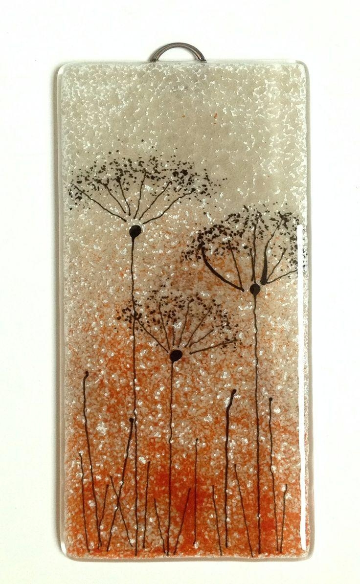 111 Best Fused Glass Wall Art - Panels - Hangings - Candle Screens intended for Fused Glass Wall Art Hanging