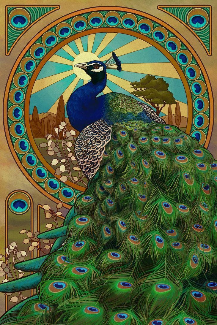 1130 Best Peacocks Images On Pinterest | Peacock Art, Peacocks And In Jeweled Peacock Wall Art (Image 1 of 20)