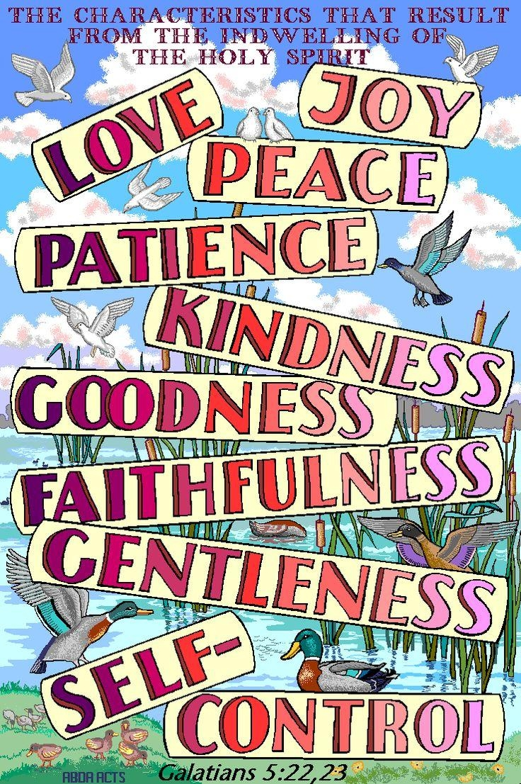 134 Best Holy Spirit Images On Pinterest | Holy Spirit, The Spirit With Fruit Of The Spirit Artwork (Image 1 of 20)