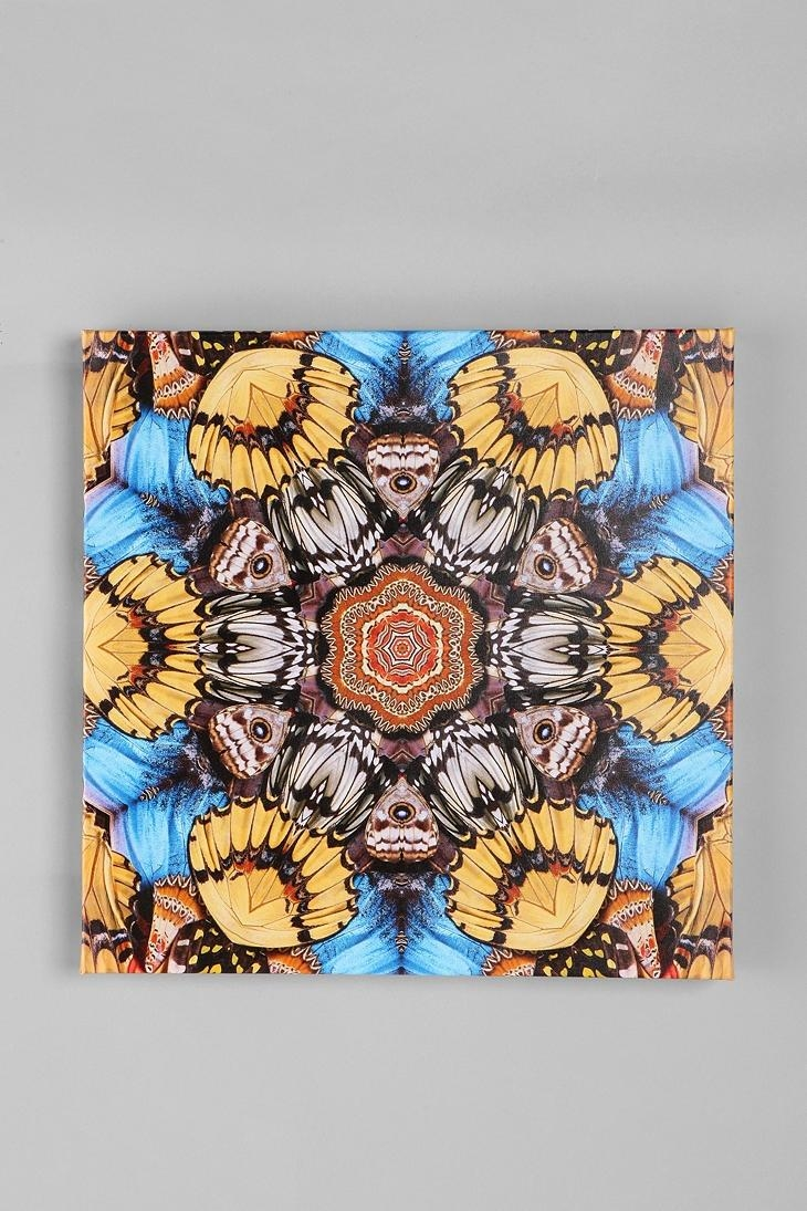 140 Best For The Dining Room Images On Pinterest | Table Runners In Kaleidoscope Wall Art (Image 2 of 20)