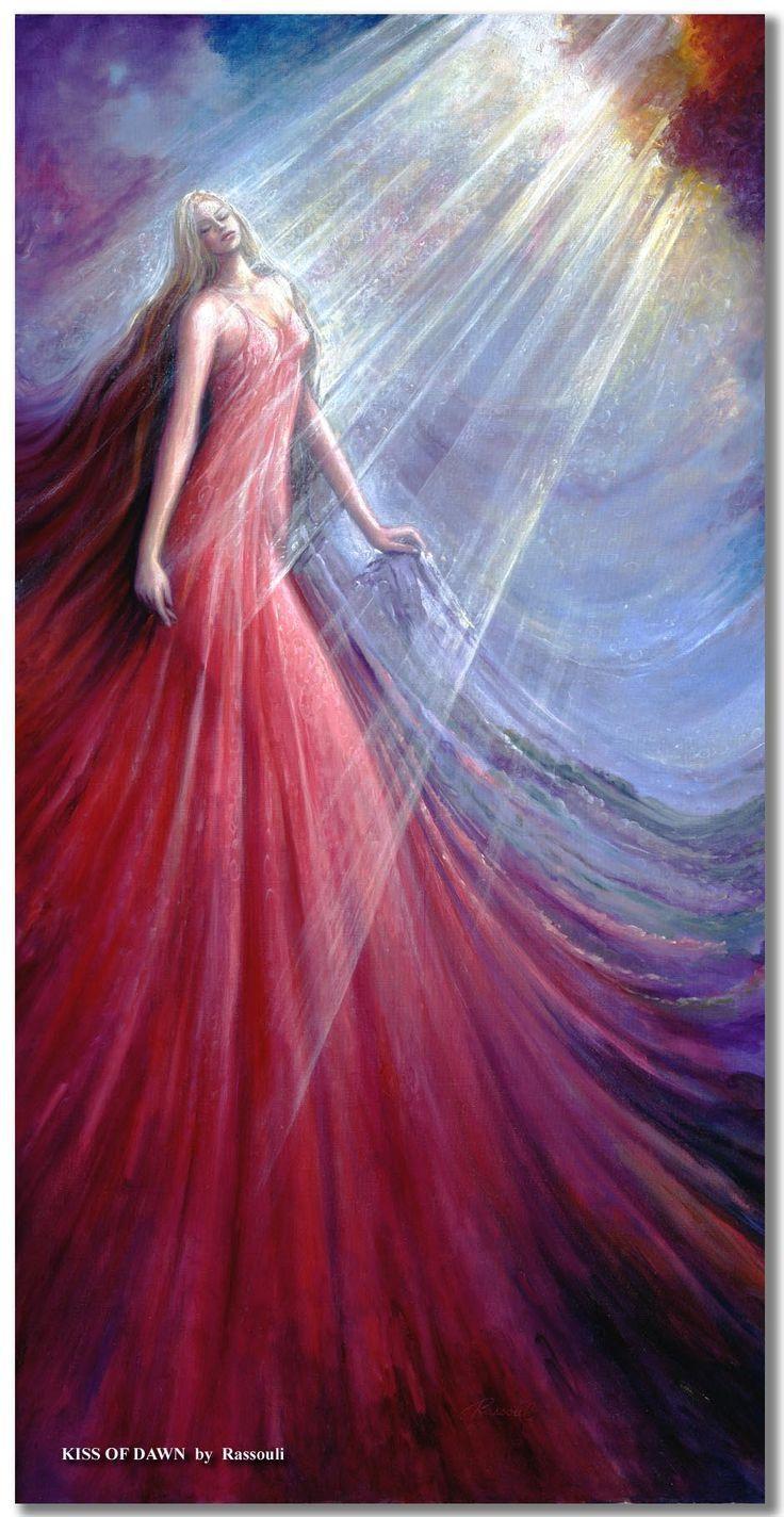 15 Best Sensual Paintings Images On Pinterest | Divine Feminine Regarding Sensual Wall Art (Image 1 of 20)