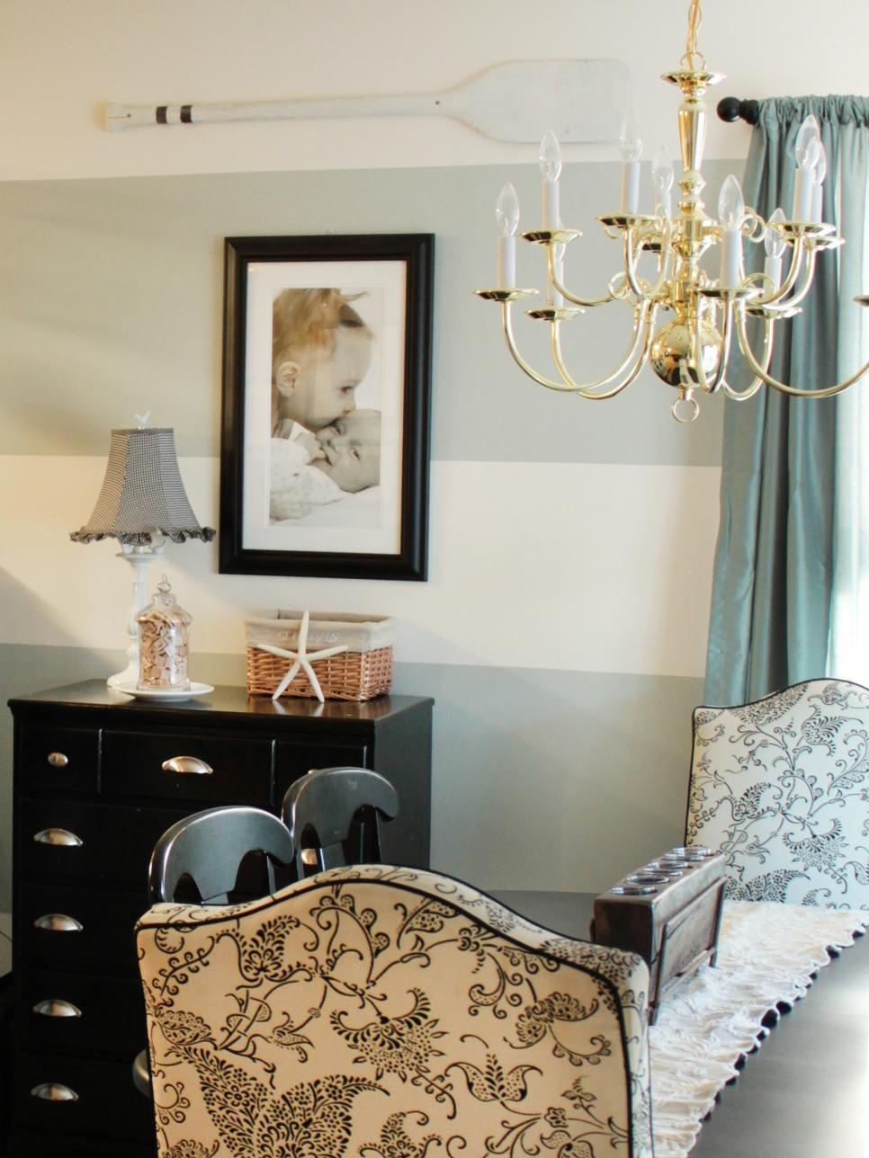 15 Dining Room Decorating Ideas | Hgtv With Regard To Wall Art For Dining Room (Image 2 of 20)