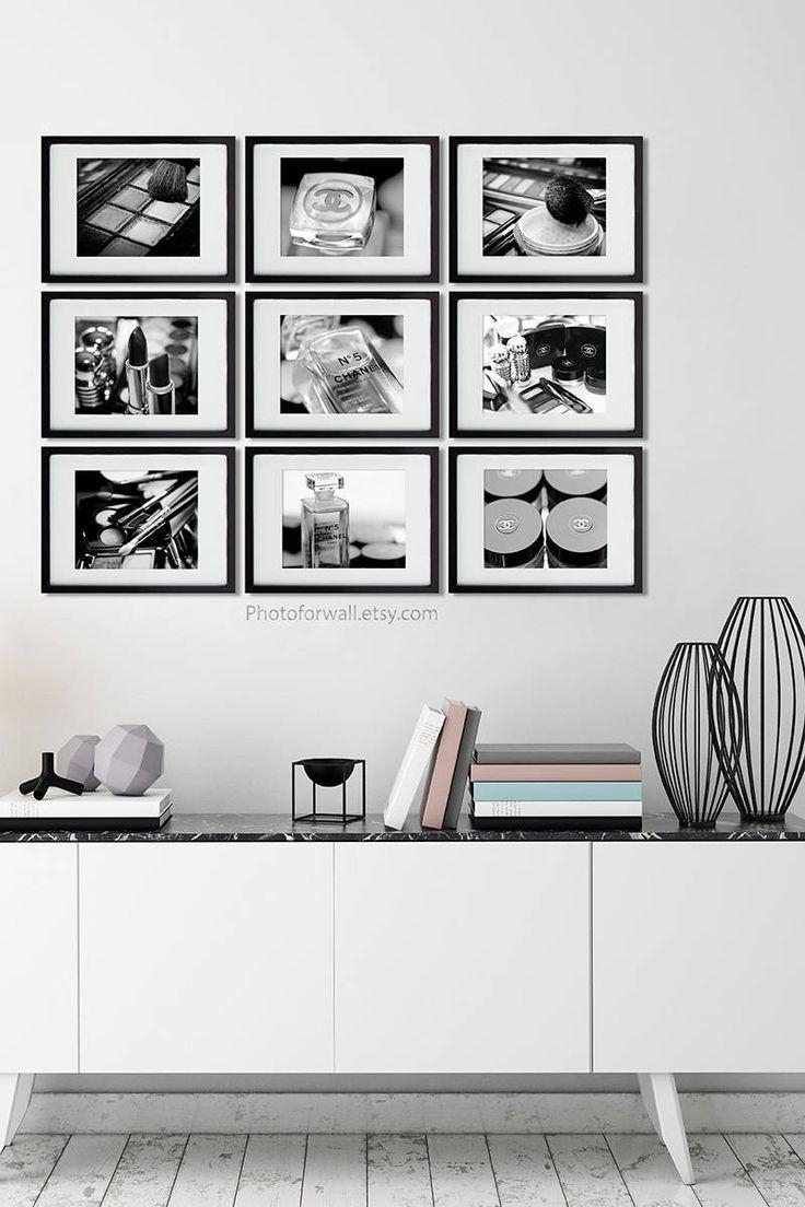 Wall Art Ideas: Chanel Wall Decor (Explore #17 of 20 Photos)